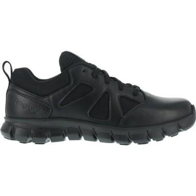 リーボック ブーツ&レインブーツ シューズ メンズ Reebok Men's SubLite Cushion EH Tactical Shoes Black