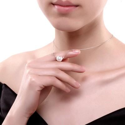 LEKANI パール アレルギー対応925純銀製 真珠上品 可愛いシルバーエレガント カジュアル ワンポイント アクセサリー 彼女 記念日