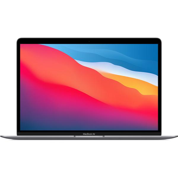 13 吋 MacBook Air - Apple M1 晶片 - 8 核心 CPU 及 7 核心 GPU - 8GB 記憶體 - 256GB SSD - 太空灰色 - Apple - MGN63TA/