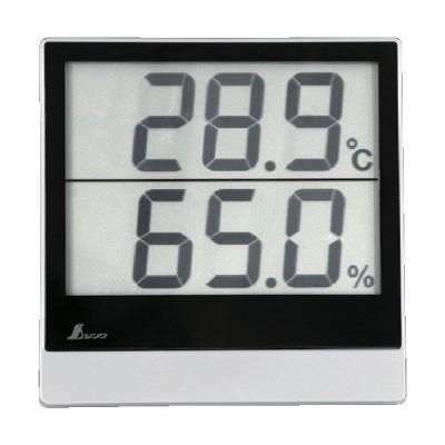 シンワ デジタル温湿度計 Smart A (1個) 品番:73115