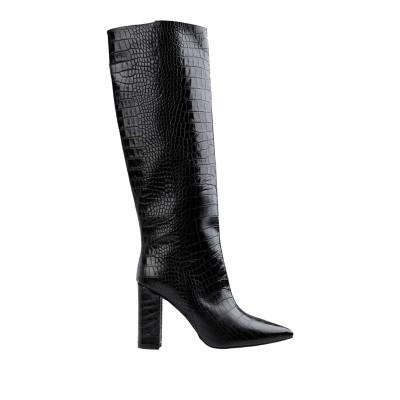 BIANCA DI ブーツ ブラック 36 革 ブーツ