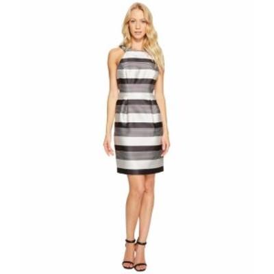 Jessica Simpson ジェシカシンプソン ドレス 一般 Striped Halter Sateen Dress