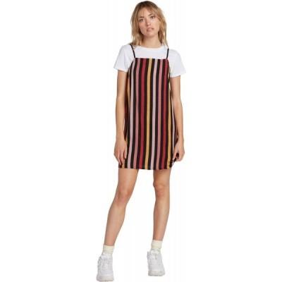 ボルコム Volcom レディース ワンピース ワンピース・ドレス Lotsa Likes Dress Multi