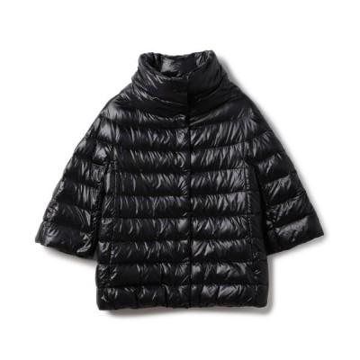 TOMORROWLAND/トゥモローランド HERNO Iconico Sofia スタンドカラーダウンジャケット 19 ブラック 40