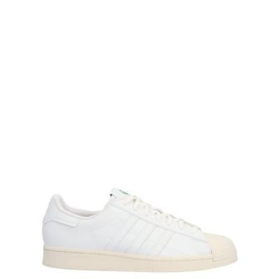 アディダスオリジナルス レディース スニーカー シューズ Adidas Originals Superstar Sneakers -