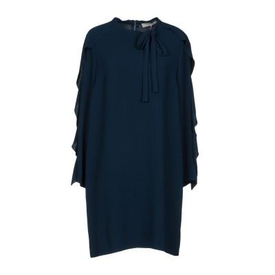 ロートレ ショーズ L' AUTRE CHOSE ミニワンピース&ドレス ディープジェード 38 100% ポリエステル ミニワンピース&ドレス