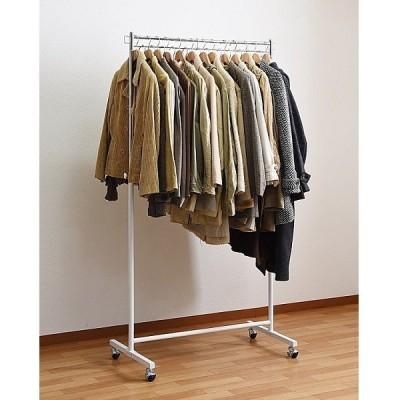 チェスト 衣類収納 ハンガーラック シンプル ダブルハンガー 標準 上下ダブル掛けで収納力UP SH-32W ハンガー ダブル 収納量アップ 大量収納 衣類収納 衣類 かば