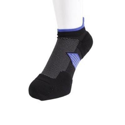 パシフィック(PACIFIC)テニス DPRAPTORサポートソックス PT19AM067 BLK 靴下