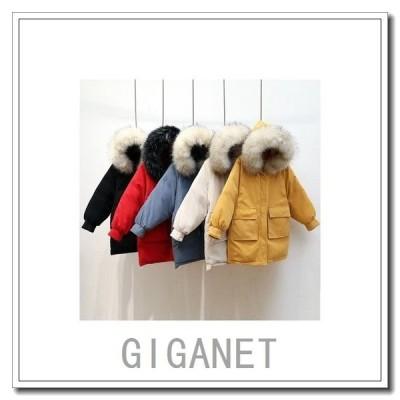 ダウンコートレディースダウンジャケットAラインフード付き軽い中綿コート大きいサイズ上品ビッグファーピーチスキンベルベットア