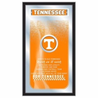 Holland Bar Stool Co. ホランド バー スツール スポーツ用品  Tennessee Volunteers 26 x 15 Fight Song Mirror