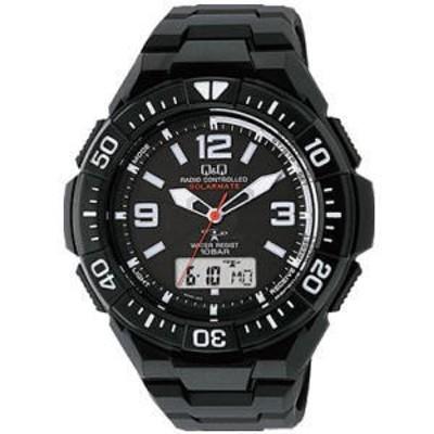 CITIZEN シチズン Q&Q 腕時計 MD06-305 ソーラー電源機能搭載電波時計