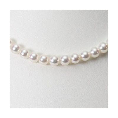 6.0mmアコヤ真珠ネックレス(ホワイトピンク・ロゼ)