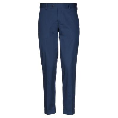 GAETANO AIELLO パンツ ブルー 46 コットン 98% / ポリウレタン 2% パンツ