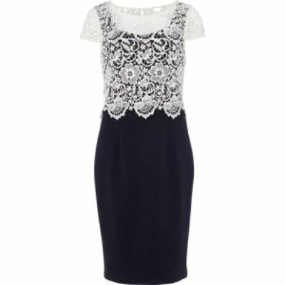 フェイズ エイト Phase Eight レディース ワンピース ワンピース・ドレス Juno Lace Dress Navy