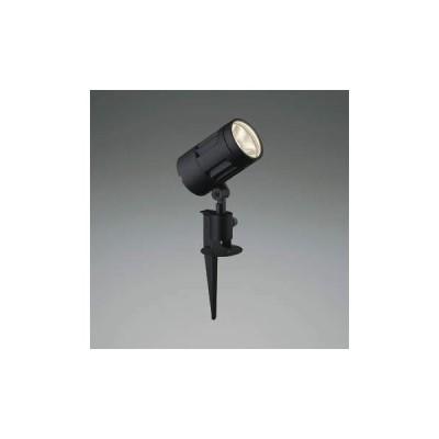 KOIZUMI LEDエクステリアスポットライト HID35W相当 (ランプ付) 電球色 3000K XU44316L