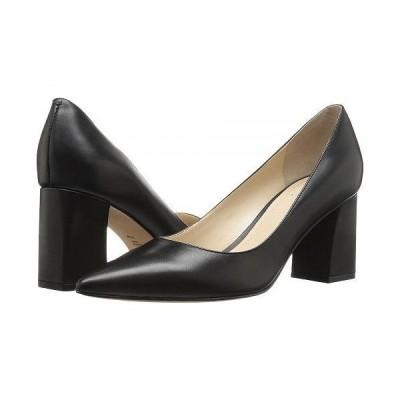 Marc Fisher LTD マークフィッシャーリミテッド レディース 女性用 シューズ 靴 ヒール Zala Pump - Black Leather II