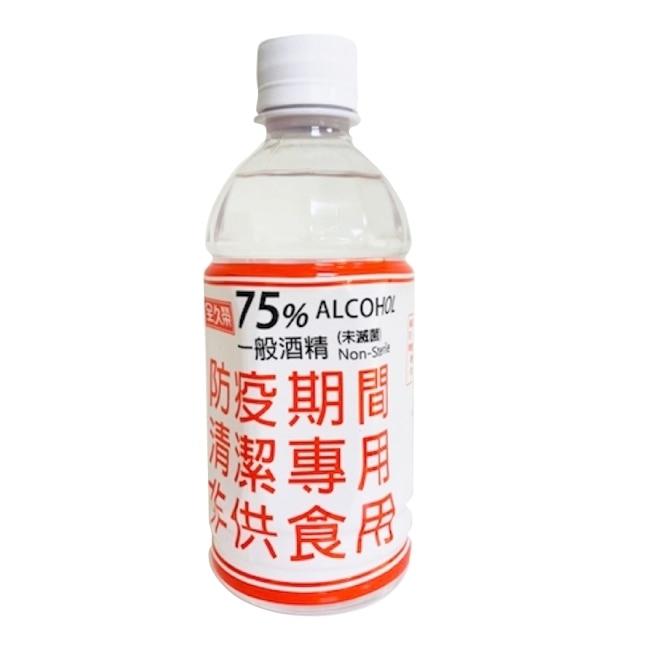 全久榮75度防疫酒精350ml
