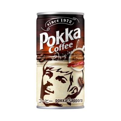 ポッカサッポロ ポッカコーヒーオリジナル [缶] 190gx 30本[ケース販売] 送料無料※(本州のみ) [ポッカサッポロ/日本/飲料/コーヒー/JE50]