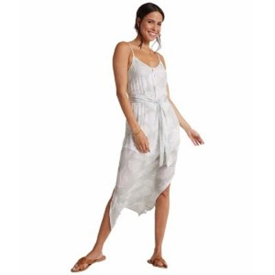 ベラダール レディース ワンピース トップス Baby Placket Maxi Dress Olive