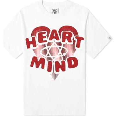 ビリオネアボーイズクラブ Billionaire Boys Club メンズ Tシャツ トップス Heart & Mind Slub Tee Grey