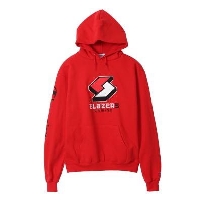 <クーポン対象>NBA 2K League Portland Blazers Gaming Pullover Hoodie(C4-P102)