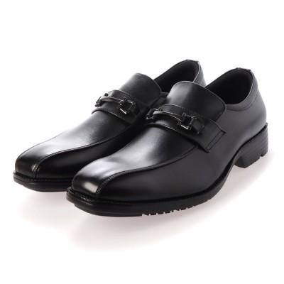 マリオロゼッティ MARIO ROZZETTY スニーカーのような履き心地 多機能ビジネスシューズ (ブラック)
