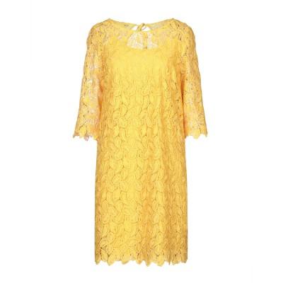 PENNYBLACK ミニワンピース&ドレス イエロー 46 ポリエステル 100% ミニワンピース&ドレス