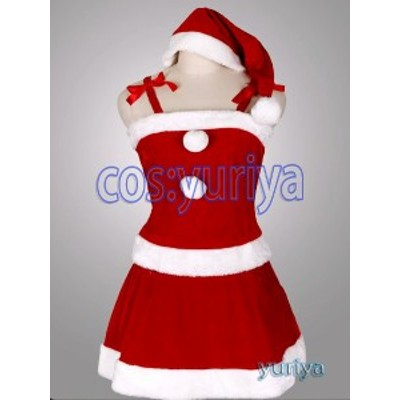 VOCALOID 初音ミク クリスマス サンタクロース(Ver.6) コスプレ衣装