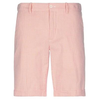 SIVIGLIA ショートパンツ&バミューダパンツ  メンズファッション  ボトムス、パンツ  ショート、ハーフパンツ オレンジ