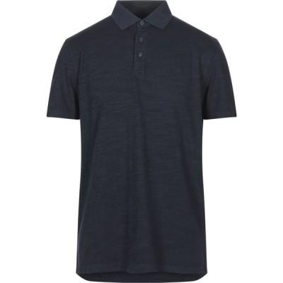 ティンバーランド TIMBERLAND メンズ ポロシャツ トップス Polo Shirt Dark blue