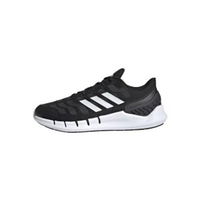アディダス メンズ ランニング スポーツ Neutral running shoes - black black