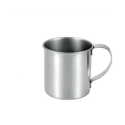 よこやま SUS・ga[サス・ガ]ステンレスマグカップ 270ml(ミラー仕上げ)   SUS-SA270