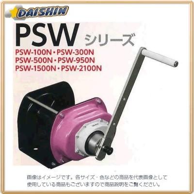 富士製作所 ポータブルウインチ 無騒音ブレーキ PSW-500N [A020105]