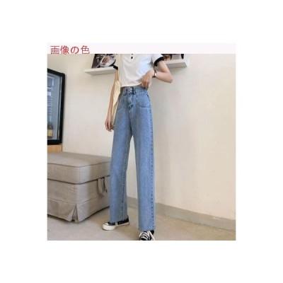 【送料無料】女性のジーンズ 夏 薄いスタイル 年 ウエストパンツ 息子 ルース スト | 364331_A63237-0740685