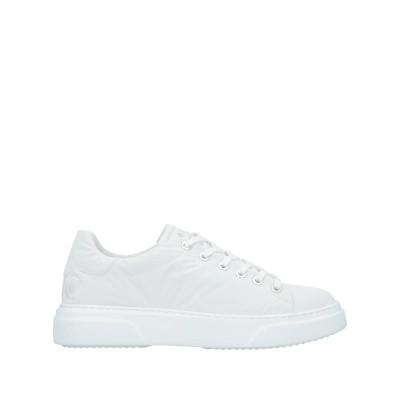 NOOVA スニーカー&テニスシューズ(ローカット) ホワイト 40 紡績繊維 / 革 スニーカー&テニスシューズ(ローカット)