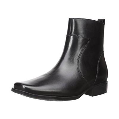 Rockport Men's Toloni Ankle Bootie, Black, 12 M US