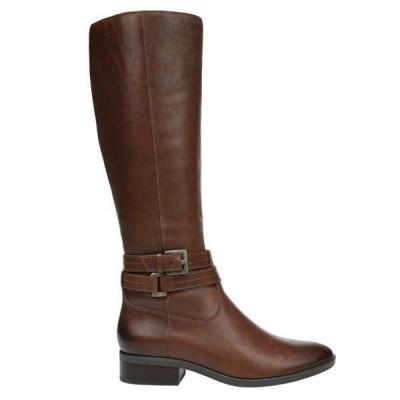 ナチュライザー レディース ブーツ・レインブーツ シューズ Reid Wide Calf  Zippered Boots
