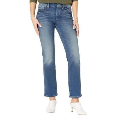 ユニセックス パンツ Petite Marilyn Straight Jeans in Enchantment