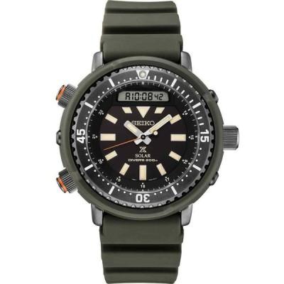 セイコー 腕時計 New Seiko Prospex プロスペックス Solar Hybrid Arnie Divers ダイバーズ 200M メンズ Watch SNJ031