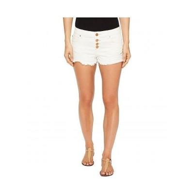 Billabong ビラボン レディース 女性用 ファッション ショートパンツ 短パン Buttoned Up Shorts - Sea Bleach
