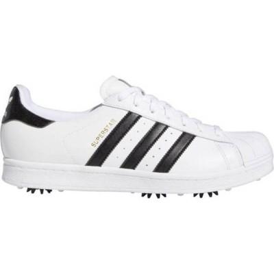 アディダス メンズ スニーカー シューズ adidas Men's Superstar Golf Shoes