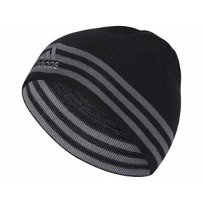 (取寄)アディダス メンズ エクリプス リバーシブル 2 ビーニー adidas Men's Eclipse Reversible II Beanie Black/Onix/Grey/Black/Onix