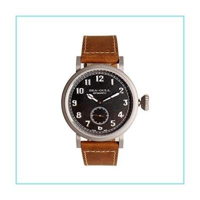 Seagull パイロットウォッチ 耐磁性 スクリューダウン WR 100m 機械式メンズ腕時計 特別マウント エベレス