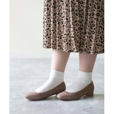 welleg from outletshoes / 【freelyシリーズ】4E スクエアトゥ パンプス WOMEN シューズ > パンプス