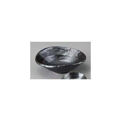 鉄結晶扇中鉢 03539-259