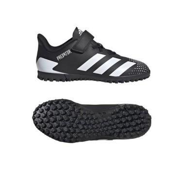アディダス adidas ジュニア キッズ サッカー フットサル トレーニング シューズ ターフ用 PREDATOR 20.4 H&L TF J JAC73 FW9225 【2020FW】