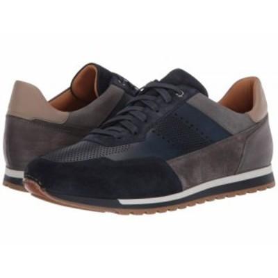 Magnanni マグナーニ メンズ 男性用 シューズ 靴 スニーカー 運動靴 Nesto Navy/Grey【送料無料】