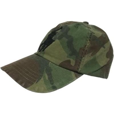 ポロ ラルフローレン ビッグポニー キャップ 帽子 カモフラージュ 迷彩 メンズ Polo Ralph Lauren 075