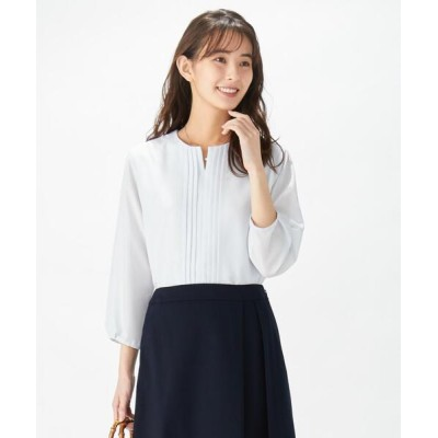 J.PRESS / 【洗える】ピンストライプ カットソー WOMEN トップス > Tシャツ/カットソー