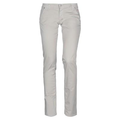 ロイ ロジャース ROŸ ROGER'S パンツ ライトグレー 29 コットン 98% / ポリウレタン 2% パンツ